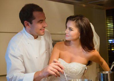 chef-ryan-dunn-wifey